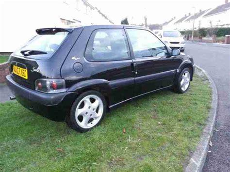 Citroen Saxo Vts by Citroen Saxo Vts 1 6 16v Car For Sale