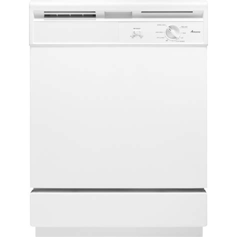 Floor And Decor Outlet by Amana Adb1000aww 24 In Built In Dishwasher White