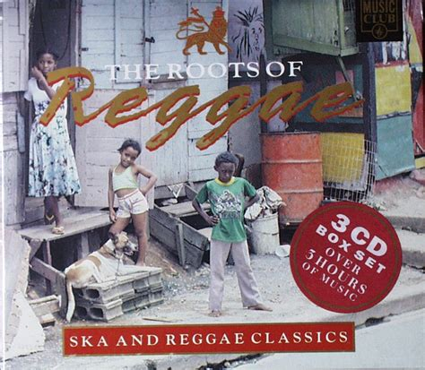Various Artists For 3cd skull records various artists roots of reggae i iii 3cd