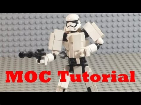 lego war tutorial first order stormtrooper tutorial movie replica a lego