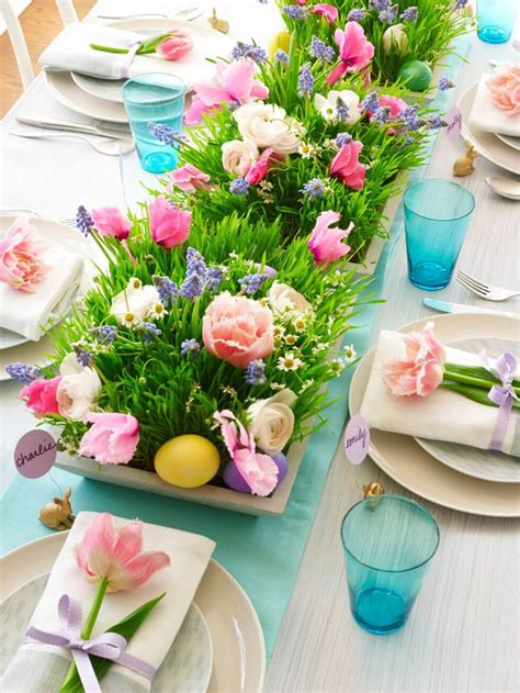 Easter Centerpieces by 19 Beautiful Diy Easter Centerpiece Ideas Style Motivation