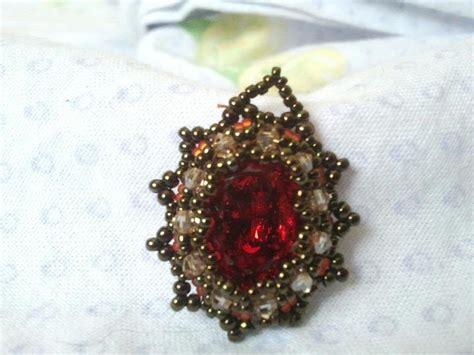 how to make bezel jewelry beadsfriends earring tutorial beaded bezel earrings