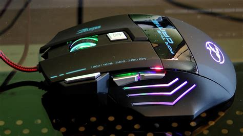 Mouse Zelotes Great Gift Zelotes Gaming Mouse 3200 Dpi 7 Button