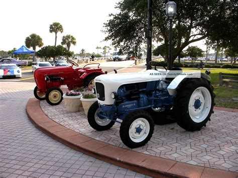 Vintage Lamborghini Tractor 1960 Restored Lamborghini Diesel Tractor