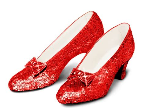 how to make ruby slippers school play the suburban crab