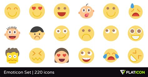 chagne emoticon emoticon set 220 free icons svg eps psd png files