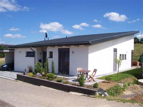 pultdachhaus eingeschossig pultdach bungalow die neuesten innenarchitekturideen