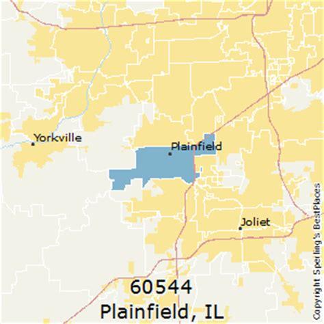zip code map joliet il best places to live in plainfield zip 60544 illinois