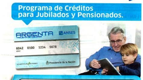 la tarjeta argenta de anses para jubilados la tarjeta argenta de anses para jubilados
