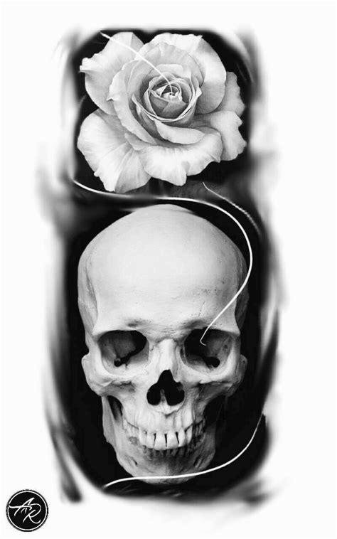 rose head tattoo best 25 skull reference ideas on skull mask