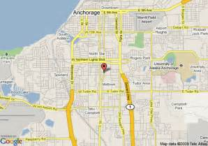 us map anchorage alaska map of springhill suites by marriott anchorage anchorage
