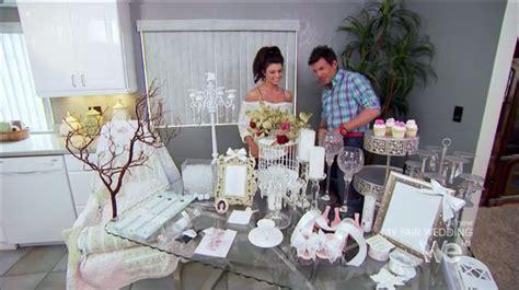 Quot My Fair Wedding Quot Recap Shabby Chic Bride This Fairy David Tutera Shabby Chic Wedding