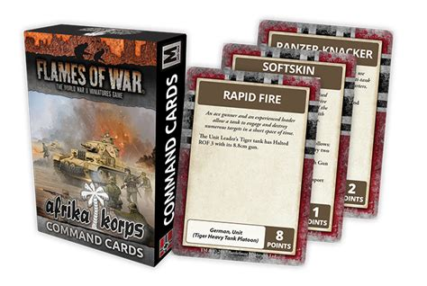 v4 card template flames of war gaming aids