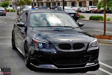 Mod Bmw Parts by Bmw E60 Parts Tuning Modifications