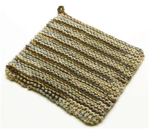 Pattern Holder Knitting | pot holder knitting pattern a knitting blog