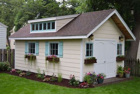 17 charming she shed ideas and inspiration cute she shed 7 best images about garden shed on pinterest lost sheds