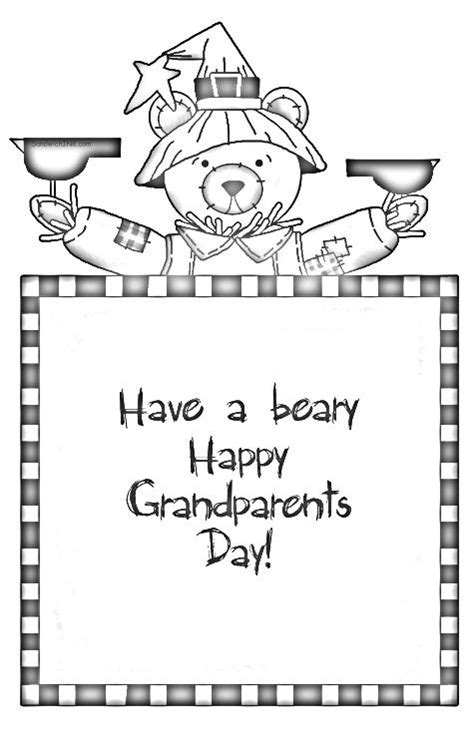 happy birthday coloring pages for grandparents 12 grandparents day coloring page print color craft
