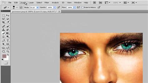 Album Foto 5r By Mijaphoto gekleurde ogen op een zwart wit foto photoshop tutorial