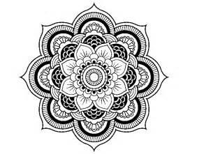 flower mandala coloring pages mandala flower coloring page coloringcrew