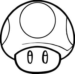 Home Design Suite 2016 head toad mario coloring pages coloringsuite com