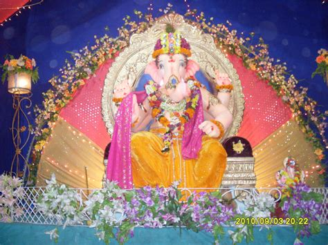 home decoration of ganesh festival hindu god wallpaper god photo festival and events