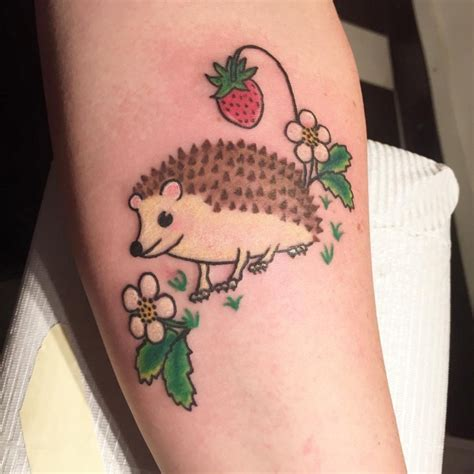 hedgehog tattoo 21 hedgehog designs ideas design trends