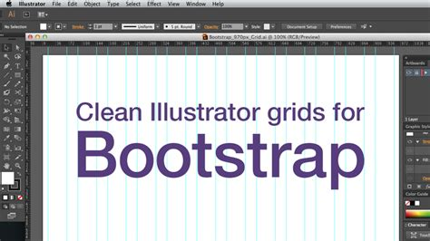 bootstrap templates for illustrator bootstrap grids for illustrator and photoshop design