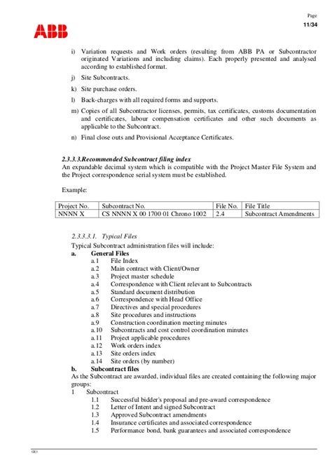 Contract Variation Letter Template Advanced For Construction Management Contracts Management P