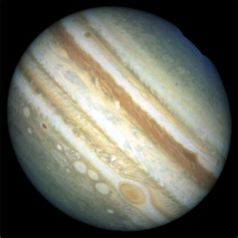 what color is jupiter planets causes of color