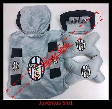 Bantal Mobil Juventus jual bantal mobil juventus 5in1 di lapak okistar shop okistar