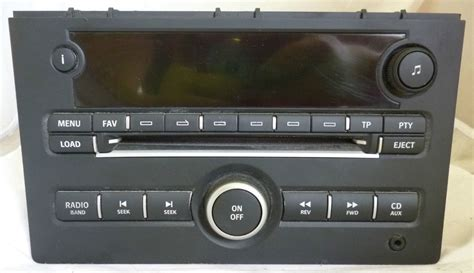 2007 2008 saab 9 3 factory stereo 6 disc cd chnager radio