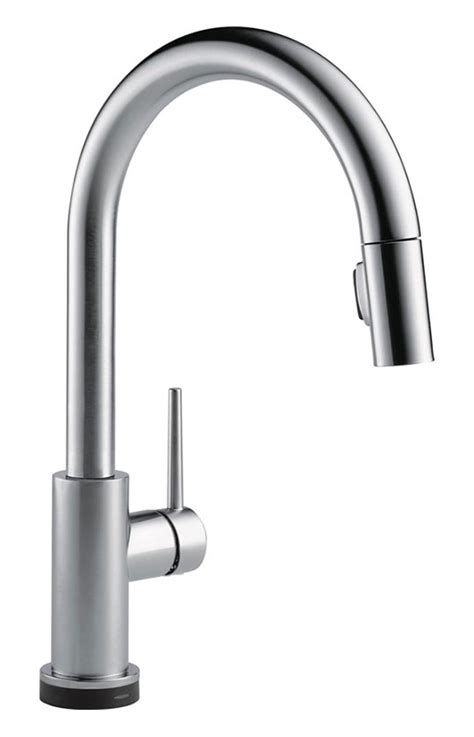 delta touch faucet light smart faucet support delta touch faucet problems solved