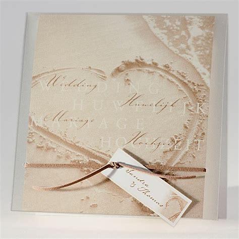 Hochzeitseinladung Zeichnung by Beliebte Hochzeitseinladung Mit Herz Im Sand