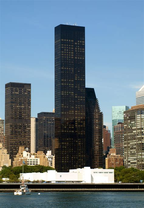 trump tower new york address trump world tower facts ctbuh skyscraper database