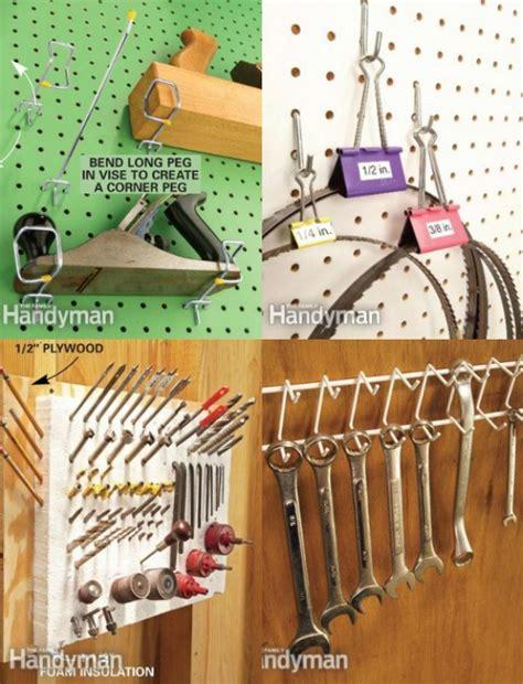handyman diy projects 49 brilliant garage organization tips ideas and diy