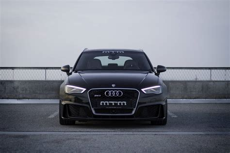 Audi Rs3 Mtm by Official Mtm Audi Rs3 With 300km H Top Speed Gtspirit