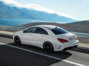 2014 mercedes cla45 amg leaked gallery