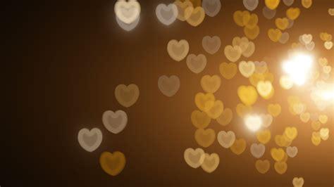 Golden Hearts Bokeh Lights Overlay Video Clip 69356492 Light Bokeh Overlay