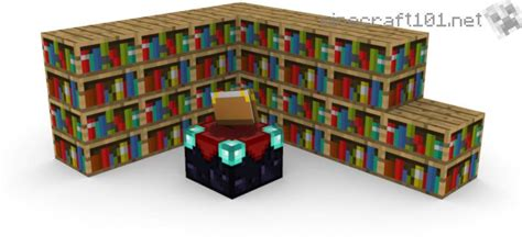how many bookshelves for max enchantment enchanting guide minecraft 101