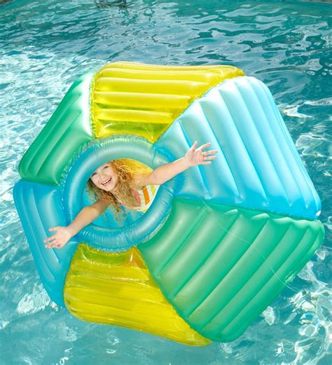 Pool Toys floatable sphere water pool toys hearthsong