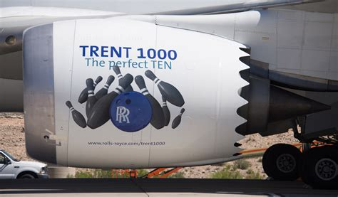 rolls royce trent 1000 ten news aerospace testing international