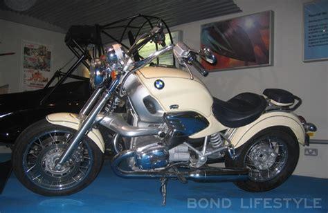 Motorrad Bmw James Bond by Bmw R 1200 C Cruiser Bond Lifestyle