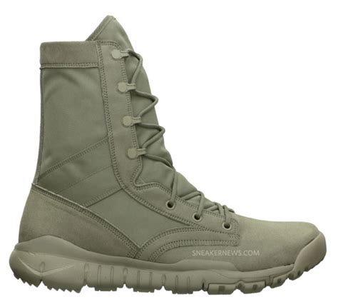 special forces boots nike sfb special forces boot 2011 collection