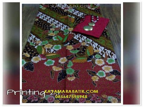 Baju Batik Peta Indonesia seragam batik lung kayamara batik