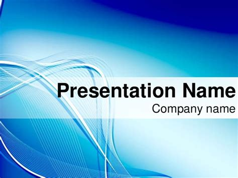 powerpoint templates lightning free blue lightning free powerpoint templates