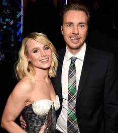 kristen bell husband why kristen bell welcomes parenting advice even the