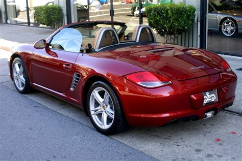 2009 porsche boxster for sale 2009 porsche boxster stock 130201 for sale near san