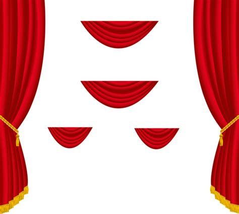 transparent led curtain transparent background red stage curtains trend home