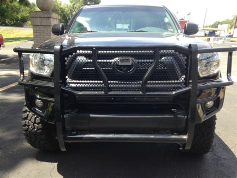 Toyota Tacoma Brush Guard Brush Guard For Toyota Tacoma Autos Classic