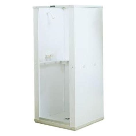 buy durastall 32 in x 32 in x 75 in shower stall with